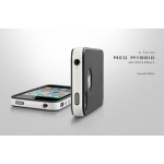 SGP Case Neo Hybrid A Series Smooth White for iPhone 4, 4S (SGP07122)